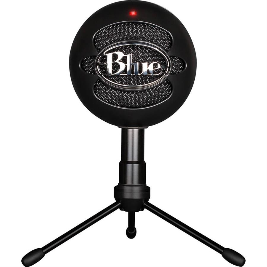 Micrófono Blue Snowball Ice Black