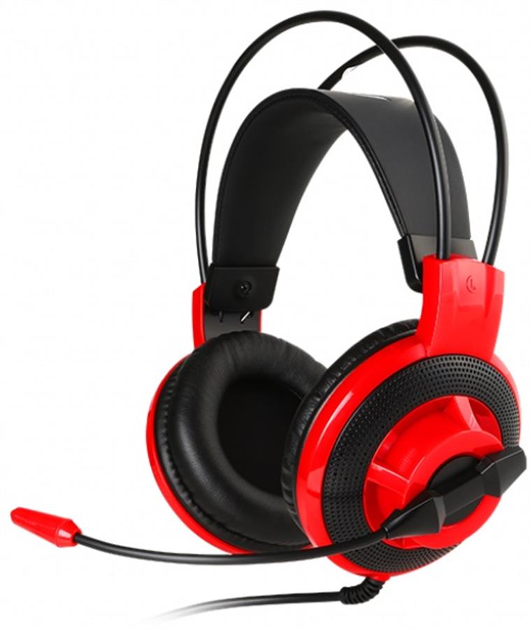 Auricular Gamer | MSI Headset DS501 Gaming