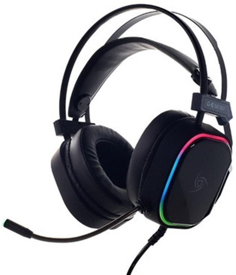 Auricular Gamer | VSG Gemini Black HP694