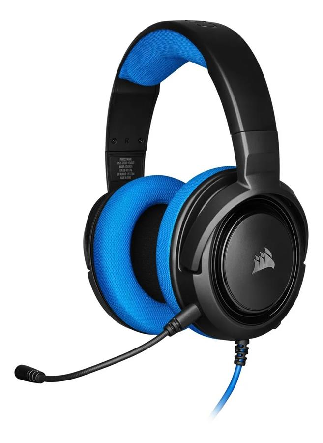 Auricular Gamer | Corsair HS35 Stereo Gaming Blue PS4 PC
