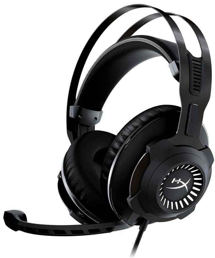 Auricular Gamer | Hyperx Cloud Revolver + 7.1 Surround USB