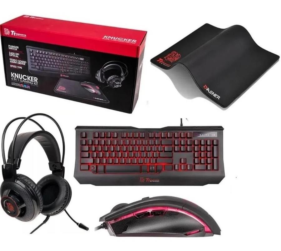 Kit Gamer Thermaltake TT eSports Knucker