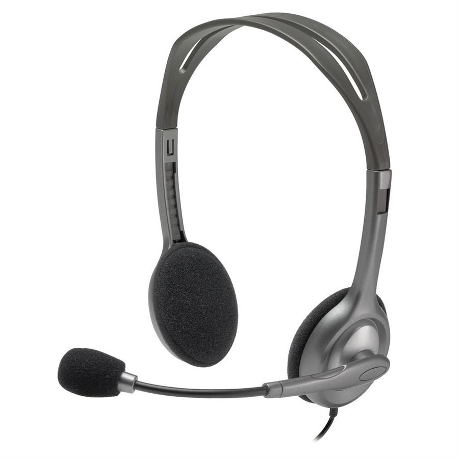 Auricular Logitech H111 Home Office