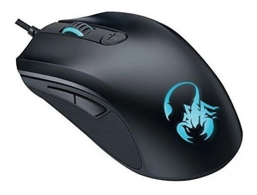 Mouse Gamer | Genius M8-610 Scorpion black