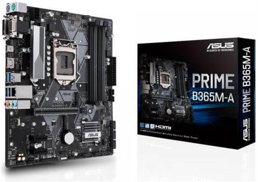 Motherboard Asus Prime B365M-A s1151