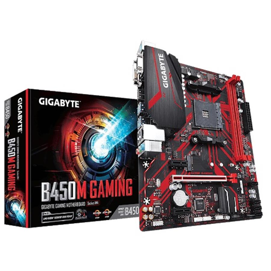 Motherboard Gigabyte B450M Gaming AM4