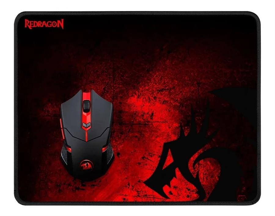 Combo Mouse + Mouse Pad | Redragon M601 WL-BA