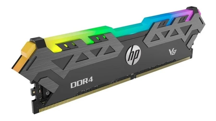 Memoria RAM DDR4 8GB 3000MHz HP Series V8 RGB