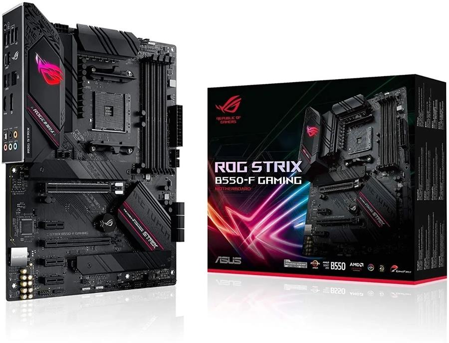 Motherboard Asus Rog Strix B550-F Gaming AM4
