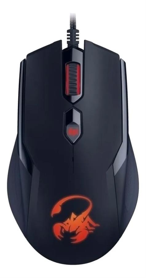 Mouse Gamer | Genius Gx Gaming 3200dpi Ambidiestro Usb Optico