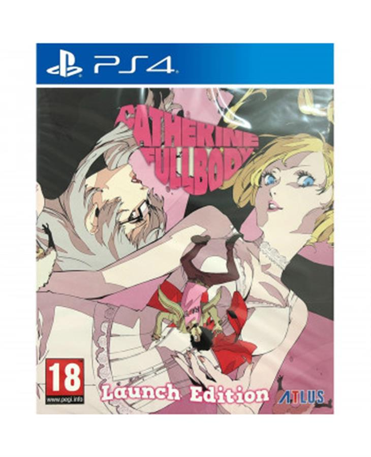 Catherine Full Body (steelbook edition)