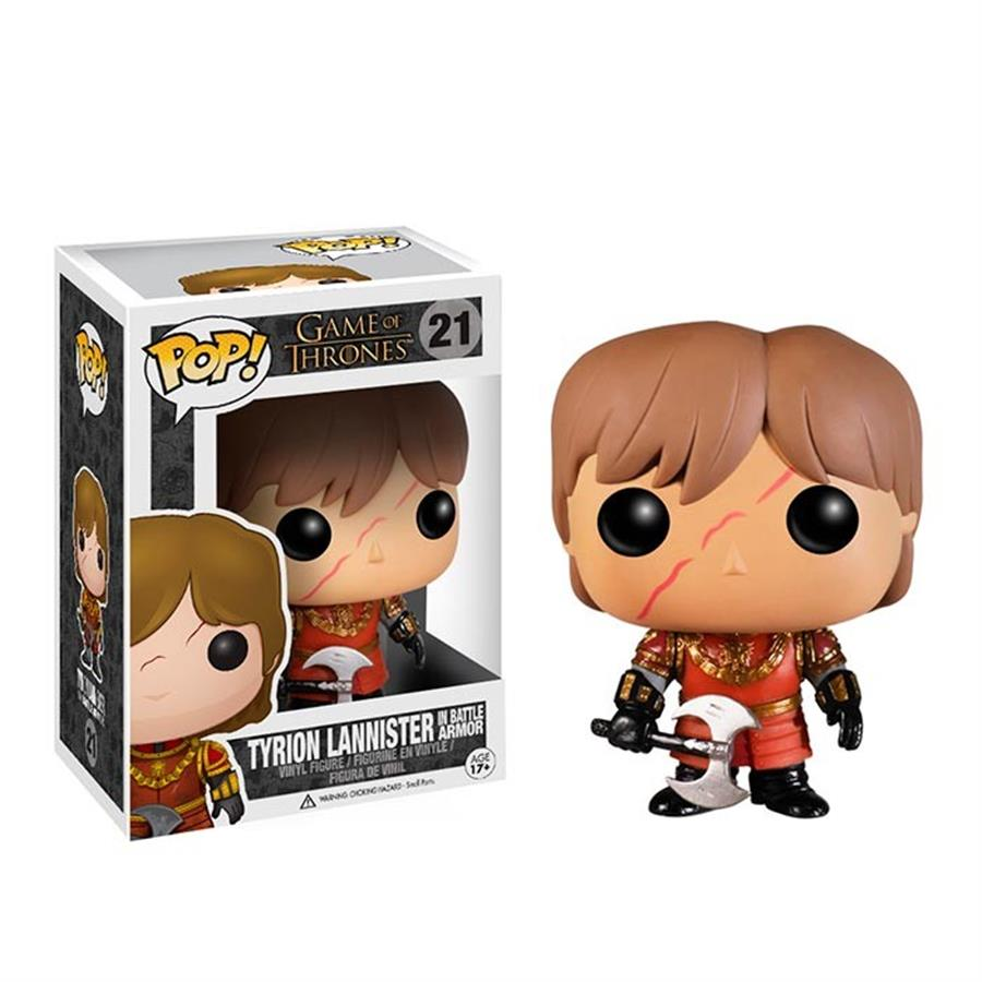 Game of Thrones Tyrion Lannister in Battle Armour #21