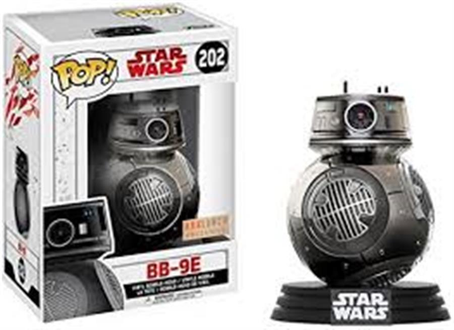 Star Wars BB-9E #202