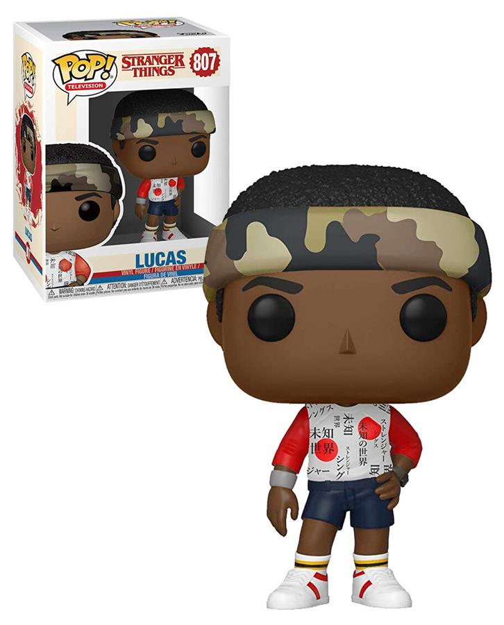 Stranger Things Lucas #807