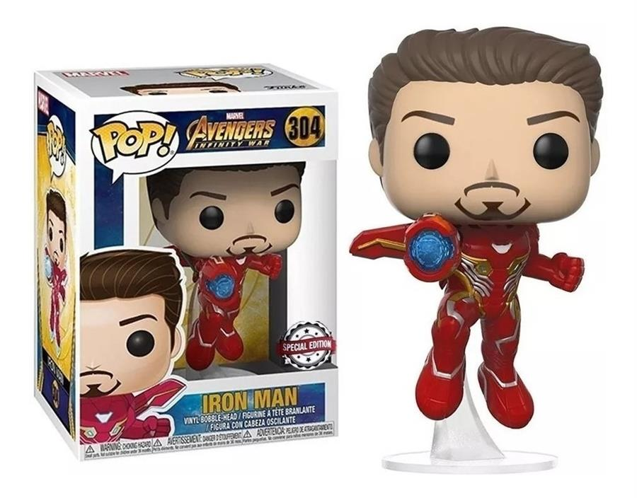 Marvel Avengers Infinity War Iron Man (Special Edition) #304