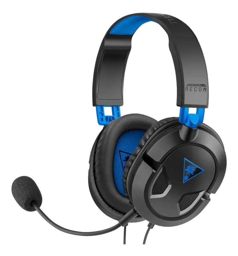 Auricular Gamer | Turtle Beach Recon 50p c/cable jack 3.5